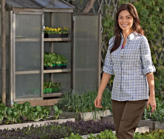 Garden gear: cool shirts for women